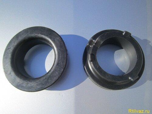 Резиновые прокладки амортизатора ваз 2110-2170 (подушки стоек)