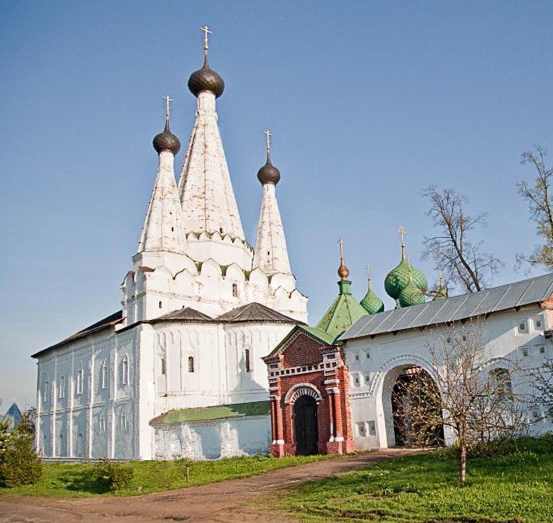 Дивная Церковь,( Успенская) Углич. Автор Башкин Георгий