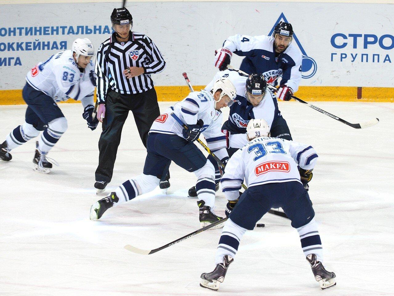 58Металлург - Динамо Москва 28.12.2015