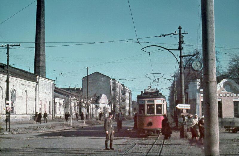 1941-43 Смоленск Трамвай3.jpg