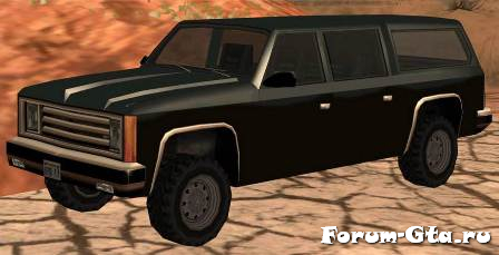 GTA San Andreas FBI Rancher