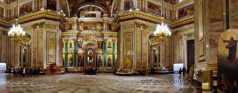 казанский собор внутри фото