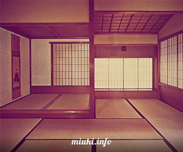 Типы жилых домов Японии