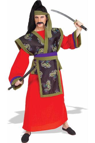 Мужской карнавальный костюм Cамурай