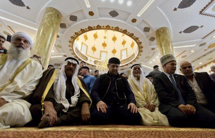 Под Иерусалимом открыта мечеть имени Ахмата Кадырова