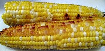 Кукурузу обжарить