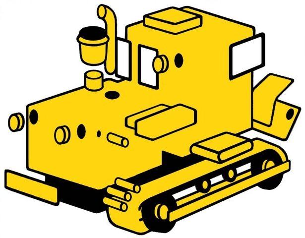 С 1991 по 1995 ХК ТРАКТОР играл с настоящим трактором в процессе сборки (10.08.2015)