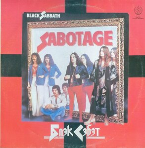Black Sabbath - Sabotage (1990) [SNC Records, C90 31089 009]