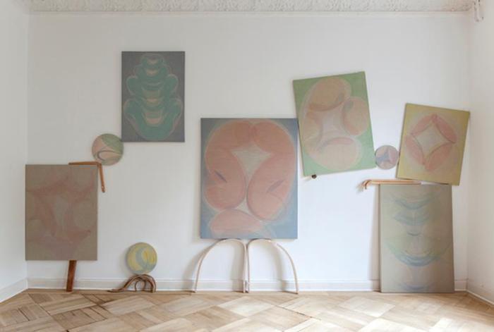 Венская ярмарка современного искусства (2 5 октября 2014 года)
