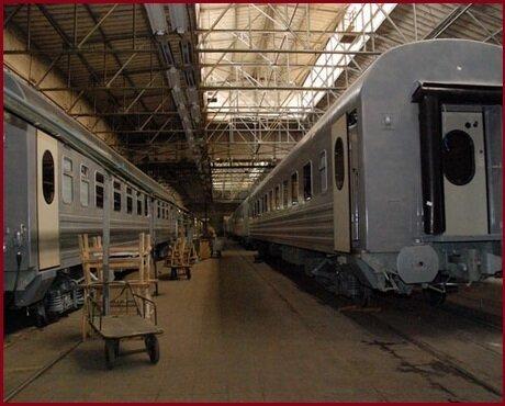 железнодорожный завод