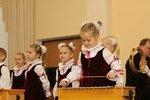 Воспитанники дошкольного отделения Детской школы искусств имени М.А.Балакирева