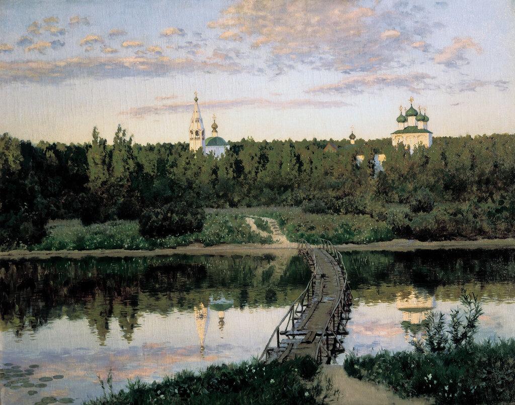 Тихая обитель. 1890, холст, масло, 88х108 см.jpg