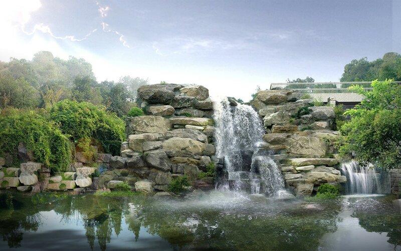 Красивые китайские пейзажи. Фотографии природы Китая, похожей на картины 0 1c4d52 818ee888 XL