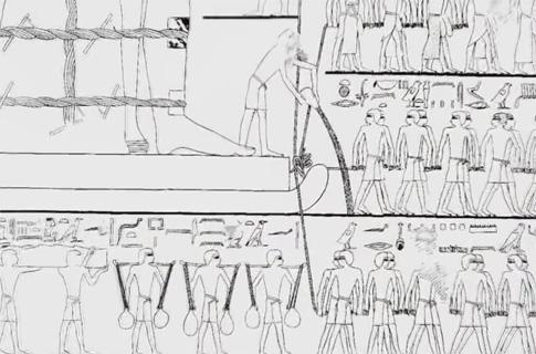 Как построили пирамиды (фото 2)