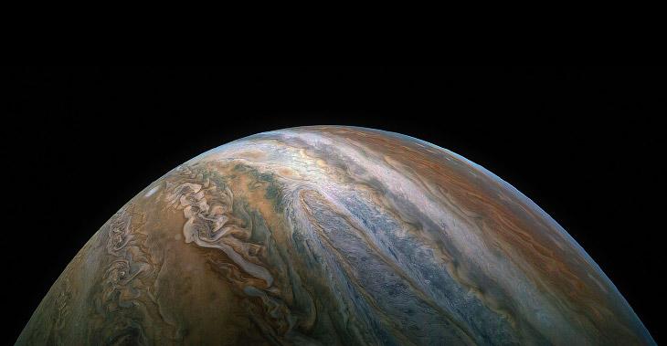 Планета Юпитер — самая большая планета Солнечной системы (23 фото)