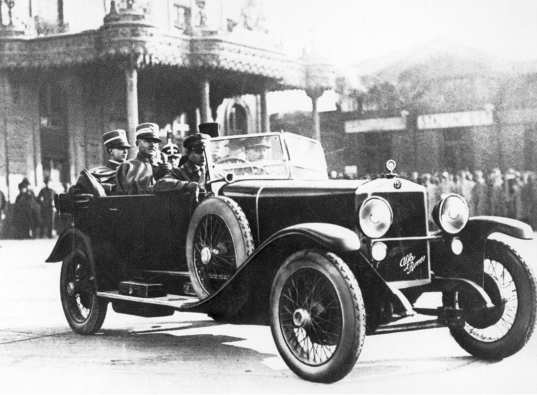 История автомобилей. 1920-1929 года (16 фото)