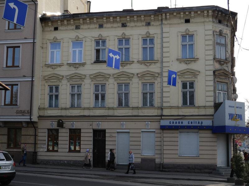 ул. Кулиша, 46