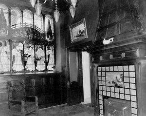 Вход в столовую особняка А.Л.Франка.