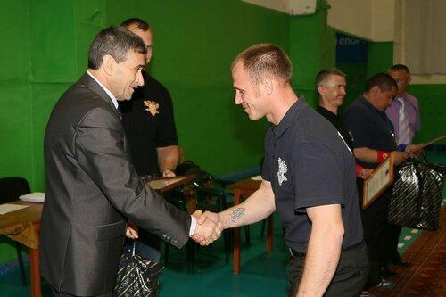 Рукопашный бой в Куйбышеве