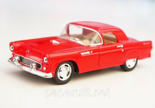 Kinsmart Ford Thunderbird