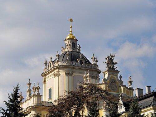Собор святого Юра. Фото photos.wikimapia.org