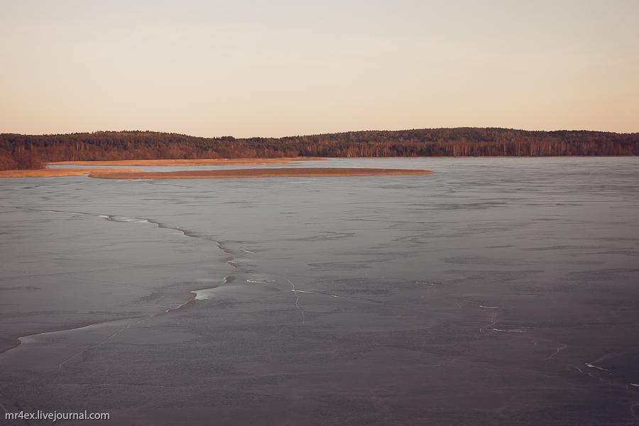 Россия, Себеж, Себежское озеро