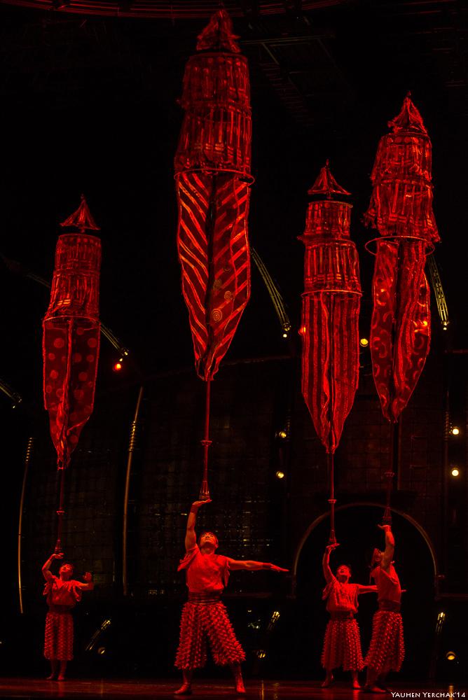 Cirque du Soleil, Dralion, цирк дю Солей, photo, фото