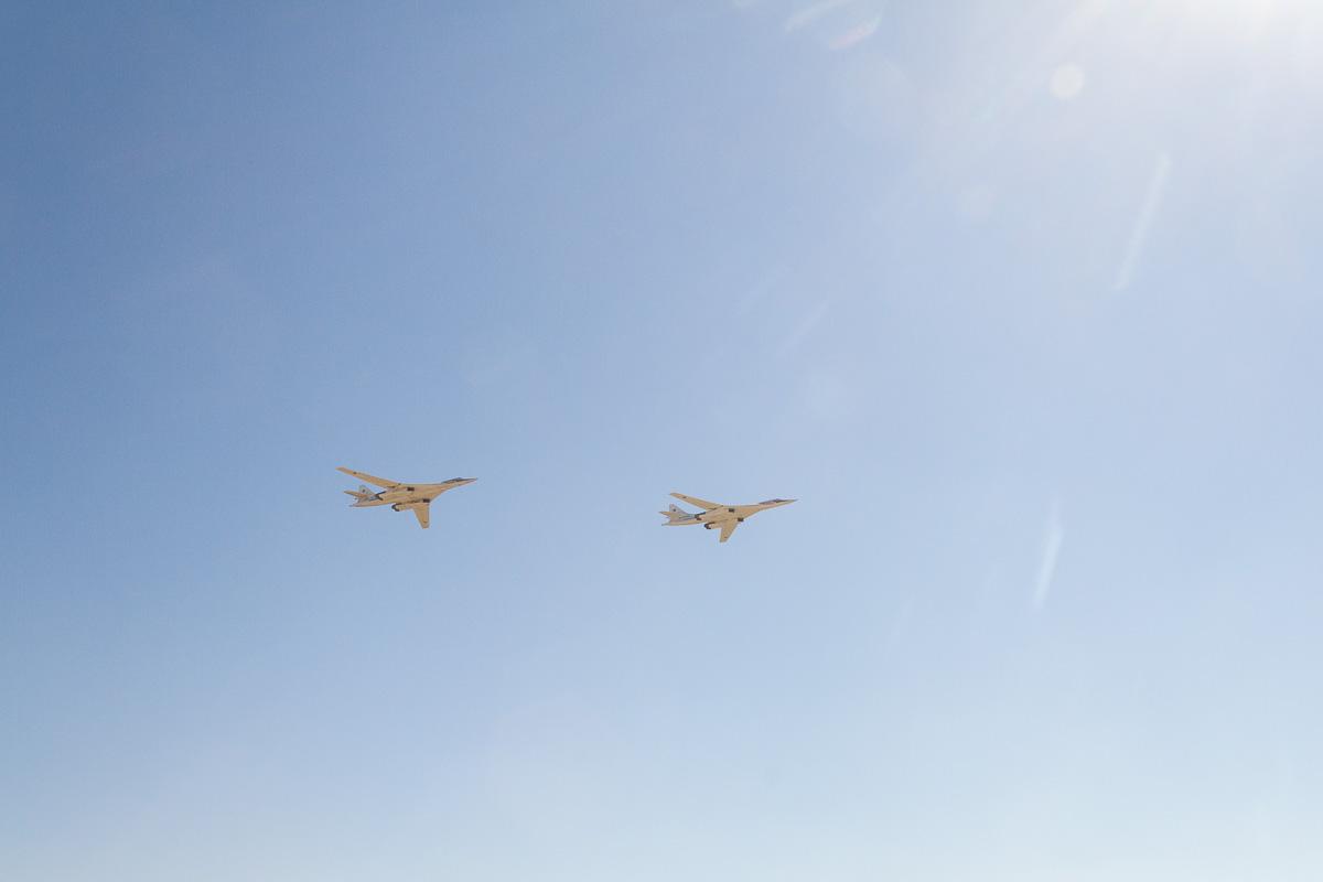 ту-160 белый лебедь фото 2