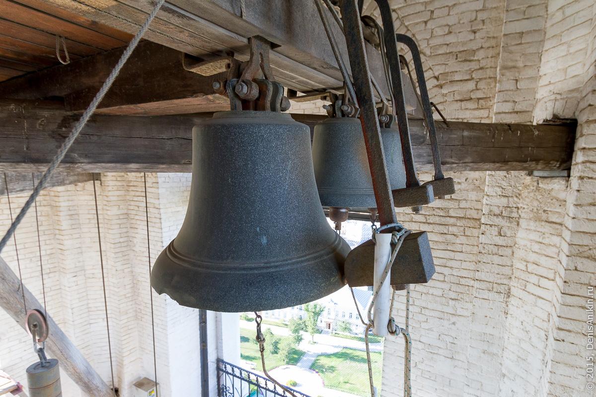 Соборная колокольня астраханского кремля 13