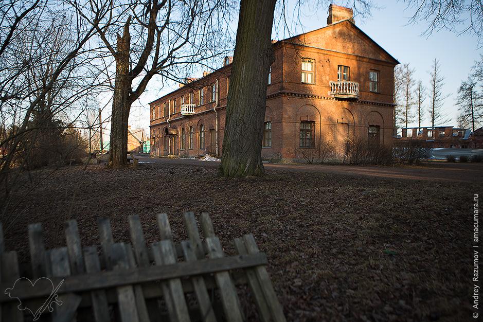 Усадьба музей Приютино