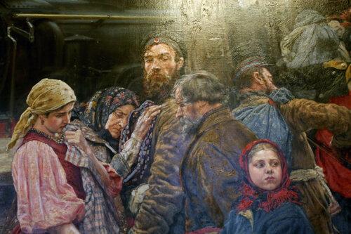 Савицкий Константин. Почерк классика