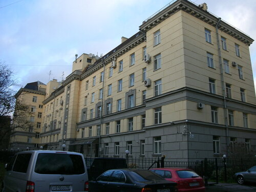 Кузнецовская ул. 40