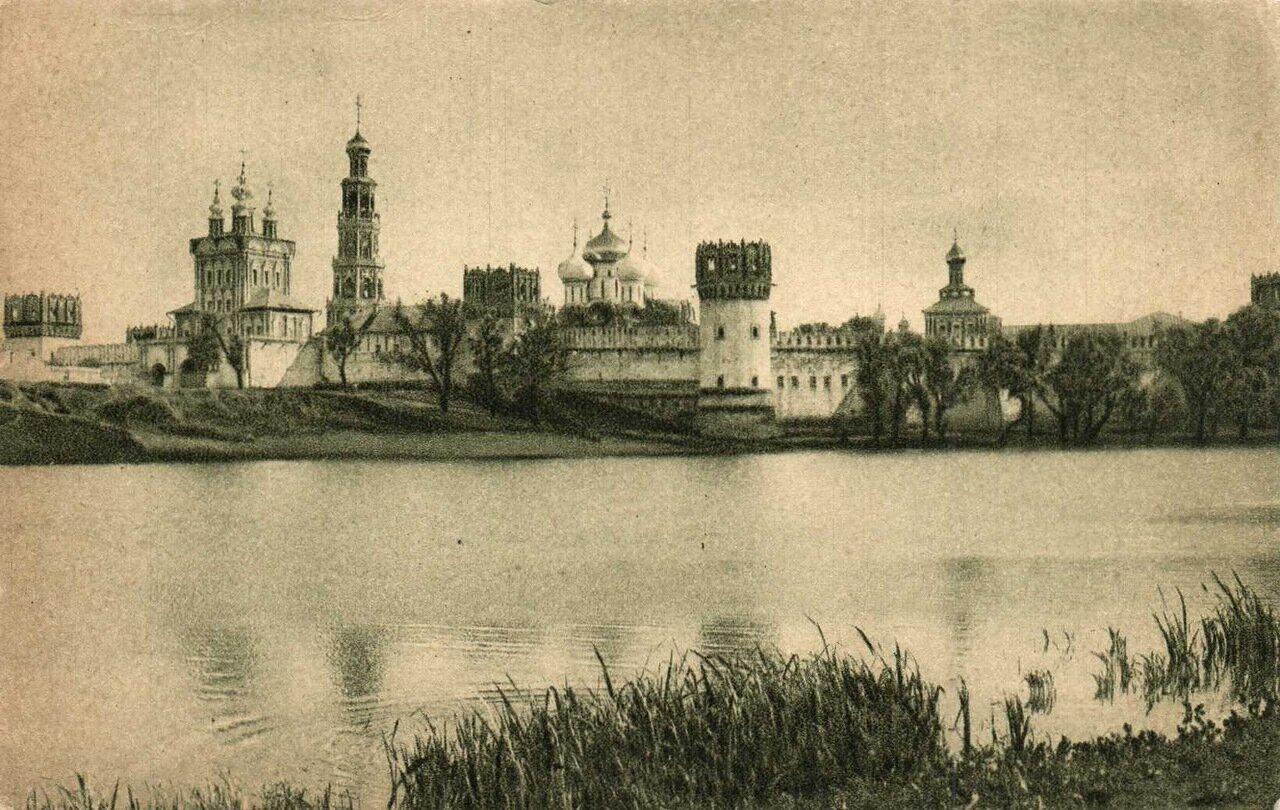 1927. Новодевичий монастырь