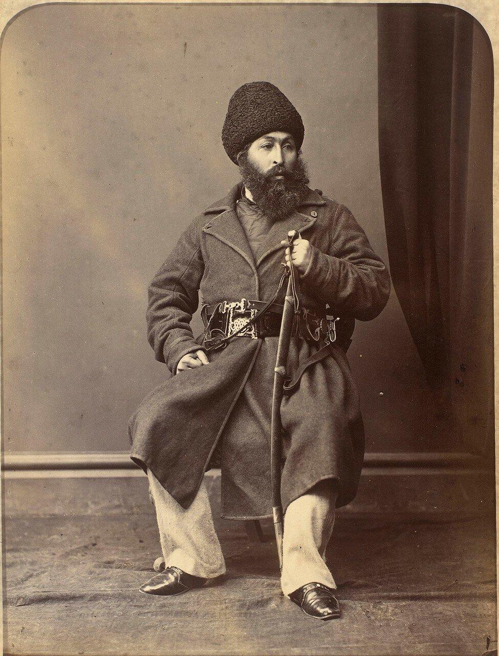 Шер Али-хан, эмир Афганистана (1825-1879) 1869