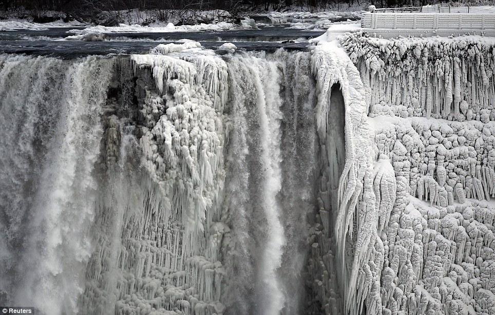 Эро рассказ ниагарский водопад 8 фотография