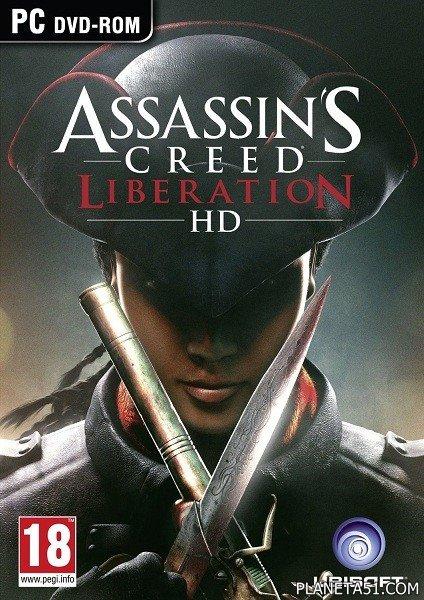 Assassin's Creed: Liberation HD (2014/RUS/ENG/MULTI/Full/Repack)