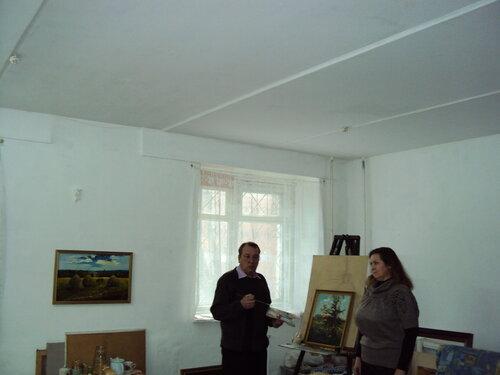 Мастерская Союза чувашских художников