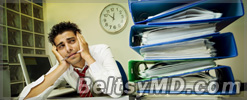Социологи назвали самый трудный день для офисных сотрудников