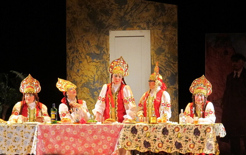 Коляда-театр в Рязани