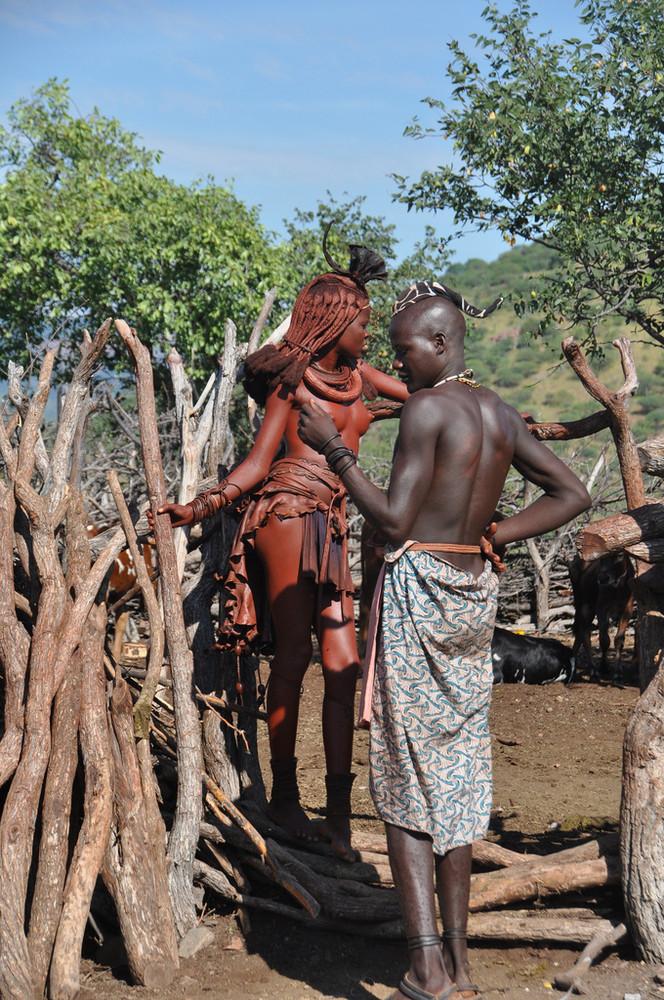 Наказание девушек в племенах африки за измену 9