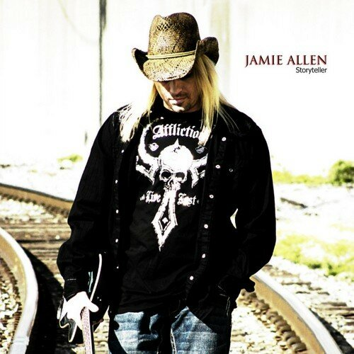 (Melodic Hard Rock) Jamie Allen - The Storyteller - 2011, MP3, 320 kbps