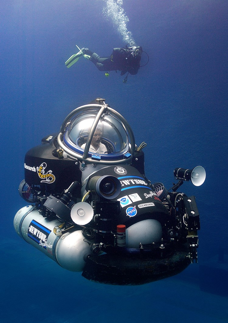 NOAA Ocean Explorer: Technology: Deepworker