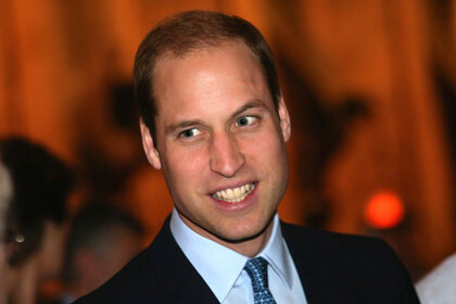 Принц Уильям успешно стал обычным студентом