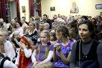 Рождественские праздники на приходе Донской иконы Божией Матери г. Мытищи