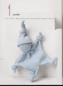 Милые игрушки - для души и сердца (спицы)