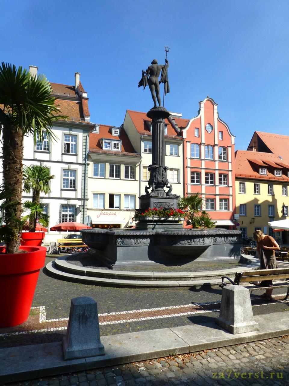 Линдау, Германия