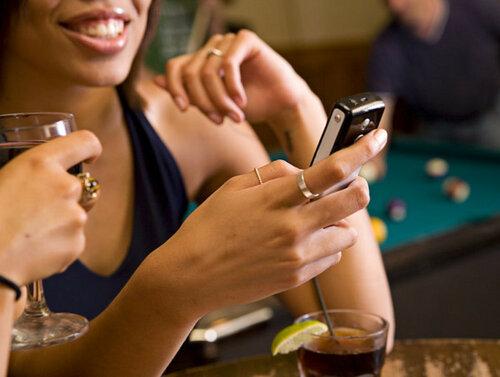 Смартфон как средство соблазнения