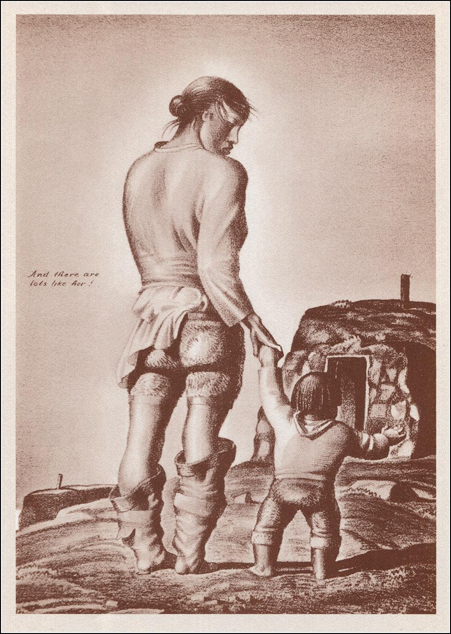 Рокуэлл Кент, Саламина