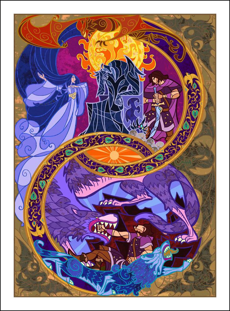 Jian Guo, Silmarillion