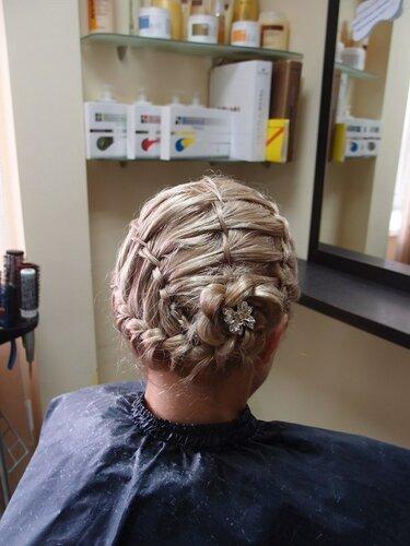 Прически, модные стрижки. Фото от Салона-парикмахерской МАРГО. Чернигов.